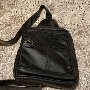 VTG new side carry knapsack